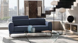 Leisure moderno Sofa Furniture Set con 	Mobilia di cuoio del sofà