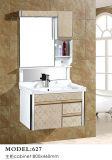 PVC шкафа ванной комнаты шкафа ванной комнаты керамического тазика самомоднейший