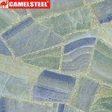 Aangepaste 3D Marmeren Af:drukken PPGI voor de Decoratie van de Vloer van Shandong