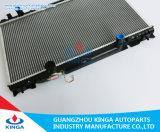 Il radiatore Toyota di rendimento elevato echeggia il radiatore utilizzato 16400-23080/23100 di Yaris Kapalt Mt