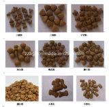 100-500kg/H Lijn van de Verwerking van het Voer van de Vissen van de Apparatuur van het Voedsel van vissen de Drijvende