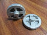 Pièces de machine de bâti de précision d'acier inoxydable