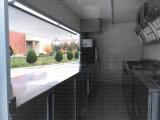Rimorchio mobile di concessione della cucina