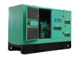 50Hz 30kw Silent Diesel Generator mit Large Fuel Tank