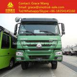 Cino-Truk autocarro a cassone dell'autocarro con cassone ribaltabile di HOWO A7 6*4