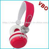 使い捨て可能なヘッドホーン、昇進のためのステレオのヘッドセット