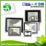 2015 Nuevo proyector LED 50W Exprienced Manufucturer Material interior de aluminio