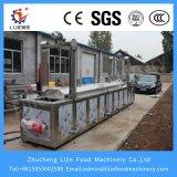 Máquina de fritura contínua elétrica inteiramente automática da frigideira