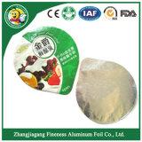 YogurtのためのアルミニウムFoilは覆う1