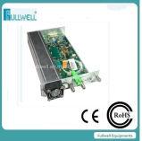 26MW 1310nm CATV dirigent l'émetteur optique de modulation avec CAG, 1 sortie de voie. Émetteur optique