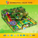 De uitstekende Apparatuur van de Speelplaats van het Jonge geitje van het Ontwerp Veilige Binnen (a-15262)