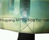 경험있는 공장 BOPP에 의하여 박판으로 만들어지는 PP 비 길쌈된 쇼핑 백