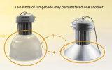 Luces LED de la Bahía de alta luz Industrial 100W/200W/300W Las lámparas LED LED Iluminación interior de la luz de la Bahía de alta