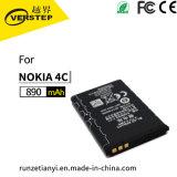 Batería Nokia BL4c Bl 4c BL-4C 860mAh 890 mAh 6300 6101 6103 6131