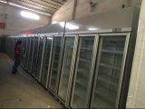 Стеклянные двери супермаркетов охладителя