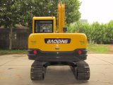 La pequeña ISO de los excavadores de la correa eslabonada de Baoding 8000kgs aprobó