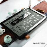 Het hoogste Dienblad van de Thee van het Graniet van China van de Rang/Reeks van de Hete Verkoop/BinnenDecoratie