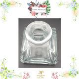 Raum-Aroma-REEDdiffuser- (zerstäuber)glasflasche des Duftstoff-150ml, wesentliches Öl-Glasglas, Glaswaren