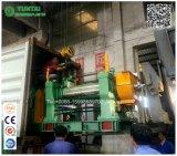 Дюйм Xk-230 смешивая стана 9 лаборатории раскрывает машину смешивая стана
