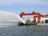 Draga idraulica di ISO/Ce/di trascinamento approvata di aspirazione della taglierina sabbia/della tramoggia (8 pollici 800m3/h)