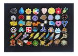 Distintivo su ordinazione di Pin del risvolto di alta qualità della fabbrica per i regali promozionali