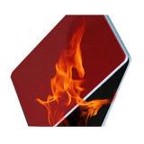 Panneau-Aludong composé en aluminium minéral d'ACP Acm de faisceau de résistance d'incendie