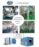 De diepe Geplooide Filter van de Lucht HEPA voor Systemen HVAC