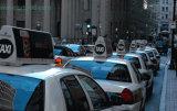 HD P5 im Freienled-Bildschirmanzeige für Taxi-Oberseite (dynamisches Bekanntmachen)
