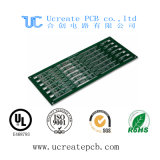 Konkurrenzfähiger Preis 1.6mm GPS Mc Schaltkarte-gedrucktes Leiterplatte