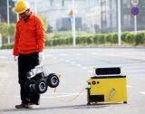 Le canal d'inspection caméra robot avec 60mm lentille Pan / Tilt, 120m de câble