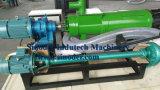 Máquina de separação de líquidos sólidos de estrume animal