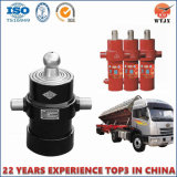 Cylindre hydraulique de Côté-Dumping de camion à benne basculante de Chine