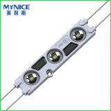 2835 1.4W módulo de la lente del alumbrado lateral LED