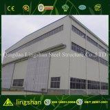 Estructura de acero Taller y almacén de la estructura de acero de construcción de acero