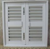 A fresta de alumínio Veneziana/regulável de giro/Cego cego (TMAL003)