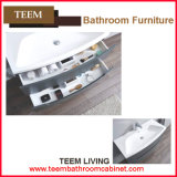 Ja Include Mirror und Modern Style Popular Design Tempered Glass Basin Bathroom Vanity