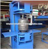 LPGのガスポンプのための円周のシーム溶接機械