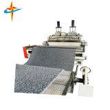 2018 China Sj-100/30 tapete da bobina de PVC da linha de produção do extrusor