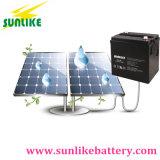 태양 가로등을%s 재충전용 납축 전지 6V100ah