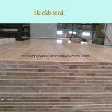 Bois de Blockboard Paulownia avec le double faisceau 25mm