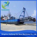 2017新しい砂の浚渫船または川の砂の浚渫船の油圧浚渫船