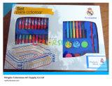56 PCS Round Sharp Drawing Art Set для Kids и Students