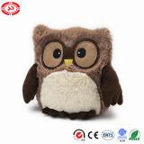 Brodé en peluche yeux Owl mignon Soft jouet en peluche