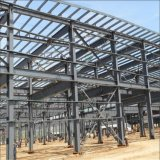 Modernos de acero de alta calidad prefabricados taller
