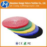 Gancho & laço adesivos fortes de nylon do círculo das vendas de fabricante