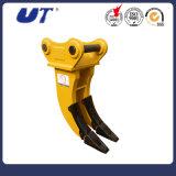 Il bulldozer parte il dente idraulico dello scarificatore
