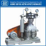 産業高圧空気圧縮機のガス圧縮機