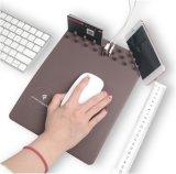 Couvre-tapis sans fil de souris de Mousepad de mémoire de chargeur de Qi pour l'iPhone X