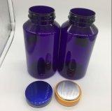 MD-287 schräge Schulter-Flasche des Haustier-500ml für Kapsel