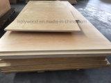 Le pin de qualité industrielle de contreplaqué de bois enduit UV